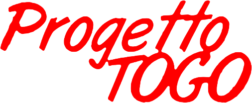Logo progetto Togo Croce Rossa Uggiate Trevano
